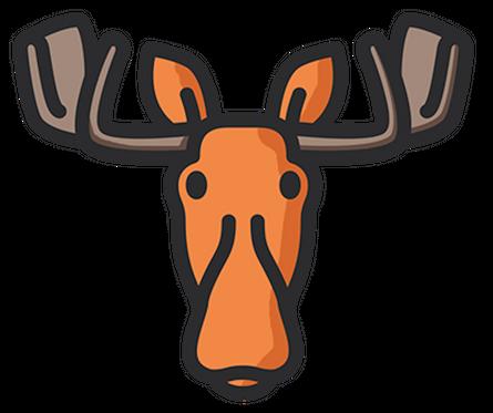 Tabarnapp Moose Logo